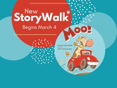 StoryWalk®: Moo!