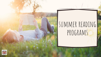 2020 Summer Reading Programs