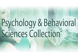 Psychology and Behavioral Sciences Collection screen shot